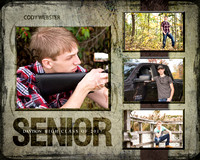 Cody Webster SENIOR 2017